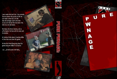 Pure Pwnage DVD